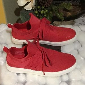 BRASH Red Sneakers